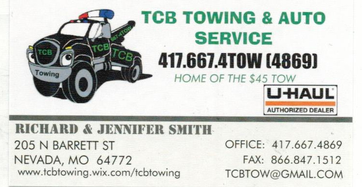 TCB Towing and Auto Service