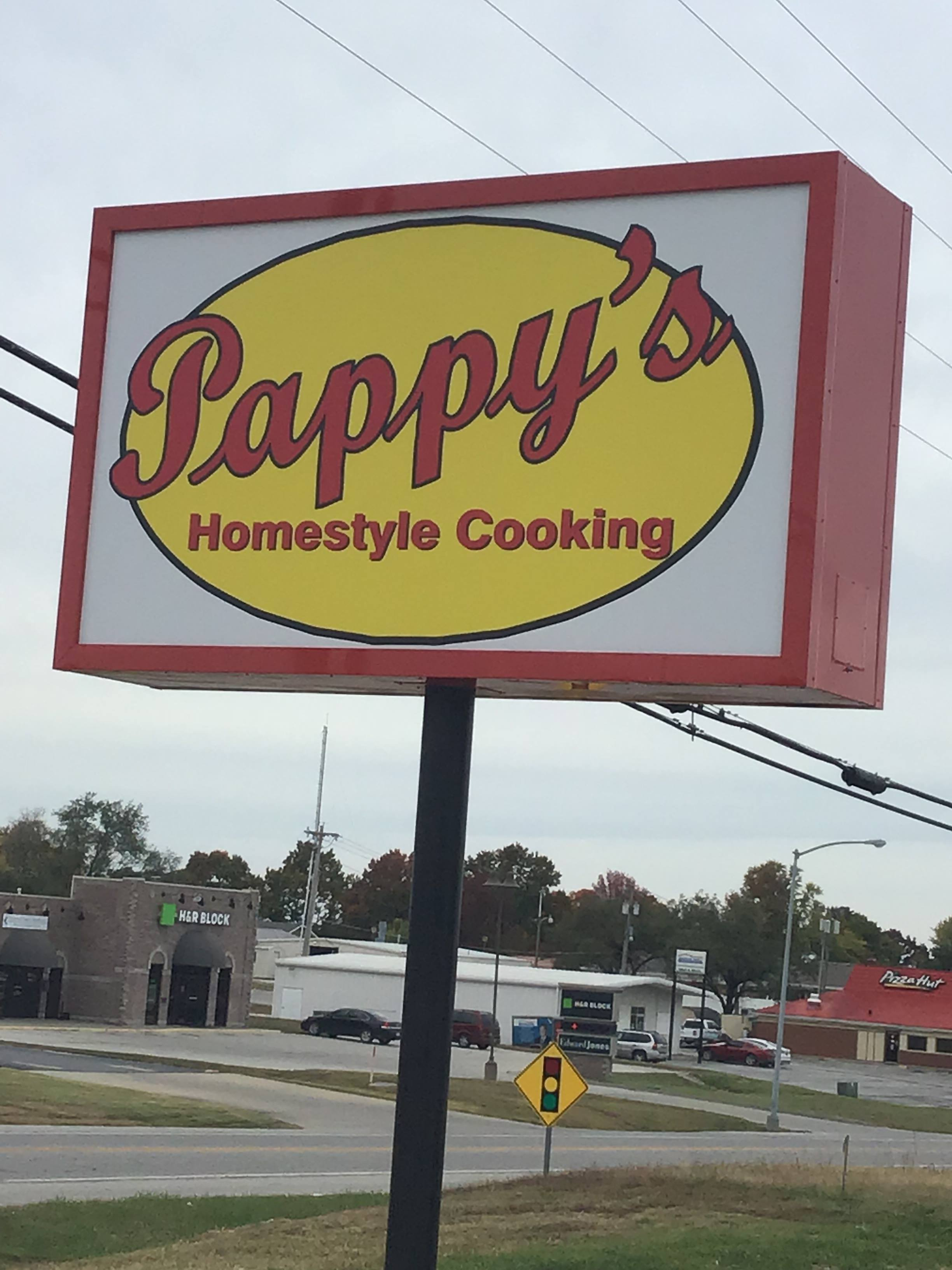 Pappy's Home Style Cooking