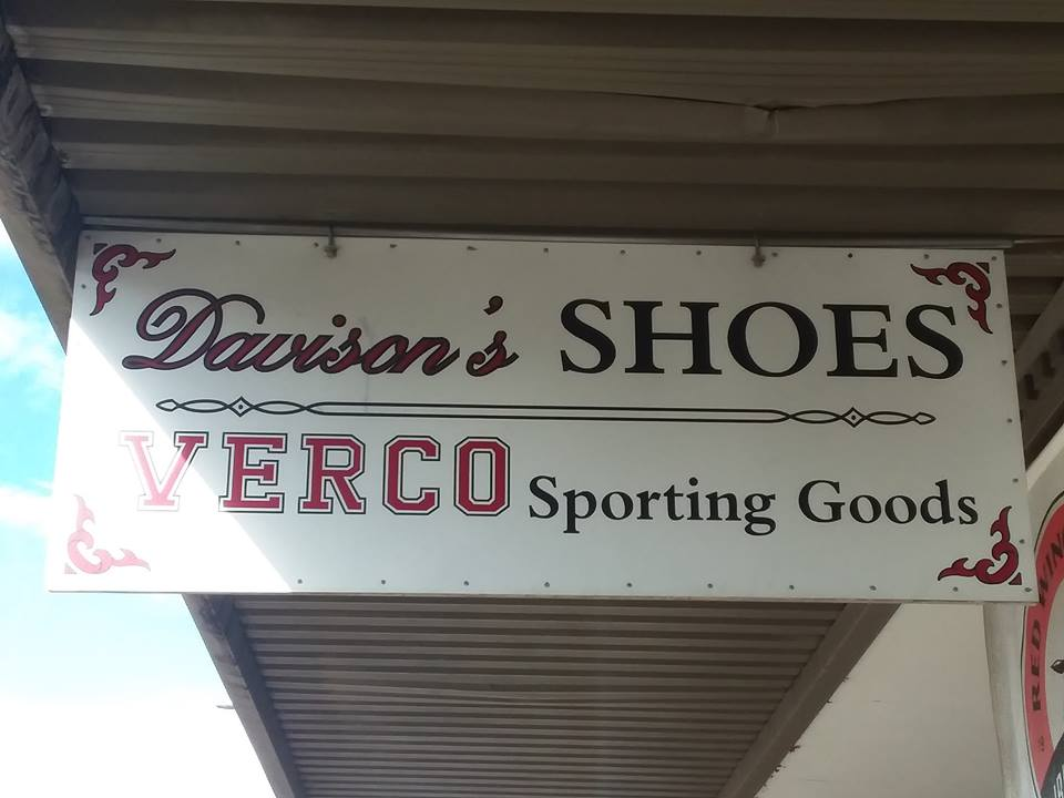 Davison Shoes/Verco Sporting Goods