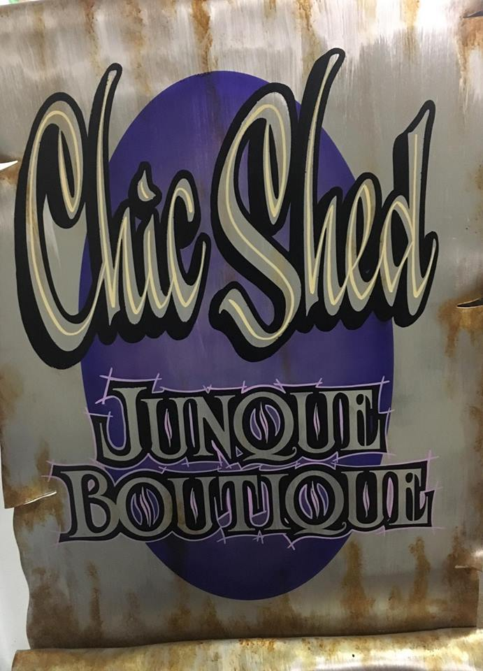 Chic Shed Junque Boutique
