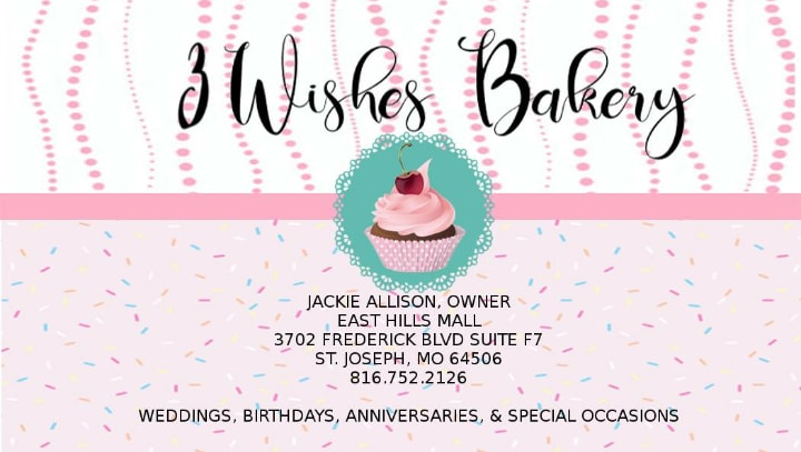 3 Wishes Bakery