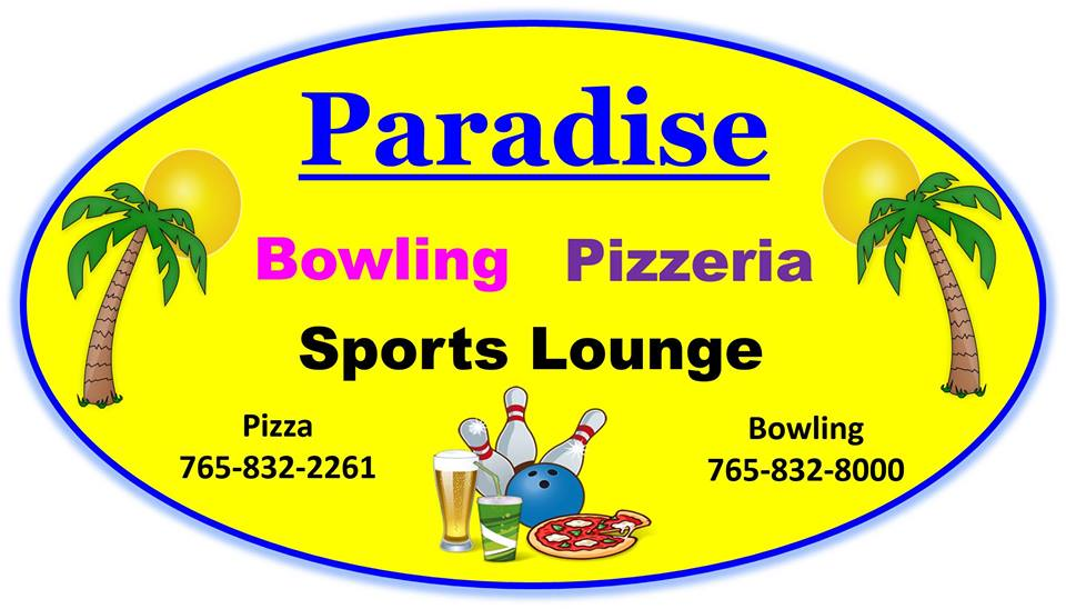 Paradise Pizza, Bowling and Lounge