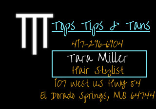 Tops, Tips and Tans