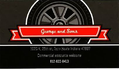 George and Sons Tire Shop