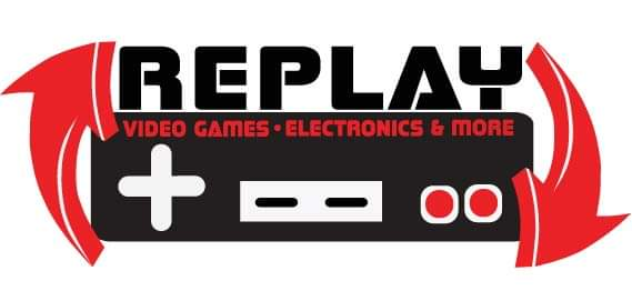 Replay: Video Games, Electronics & More