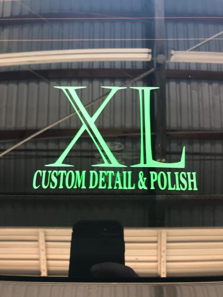 XL Custom Detail & Polish