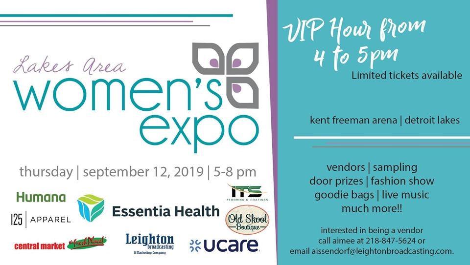 Lakes Area Womens Expo