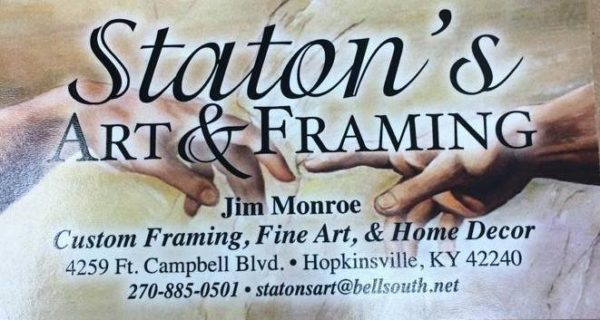 Staton's Art & Framing