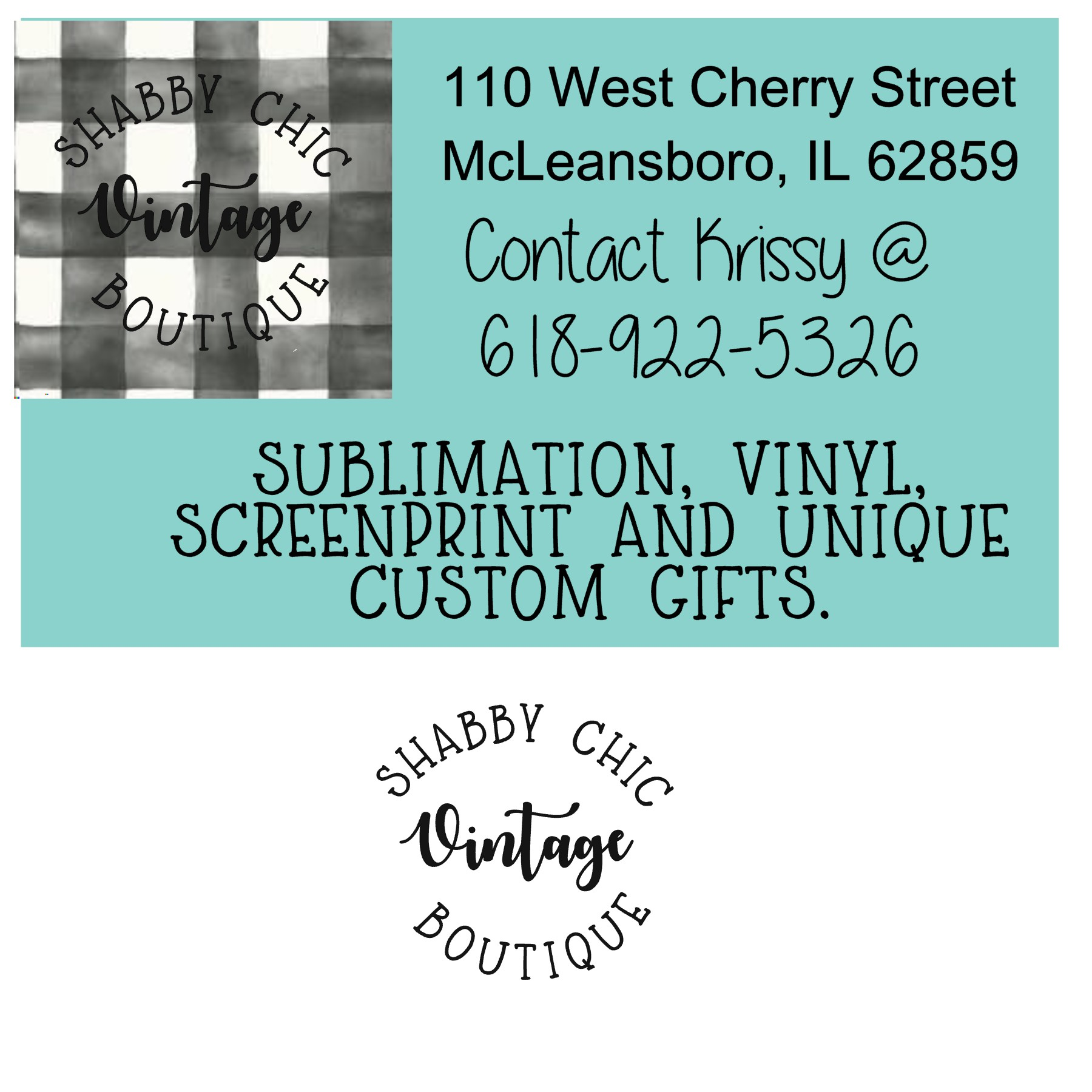 Shabby Chic Vintage Boutique