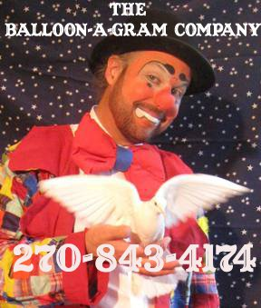 The Balloon-A-Gram Co.