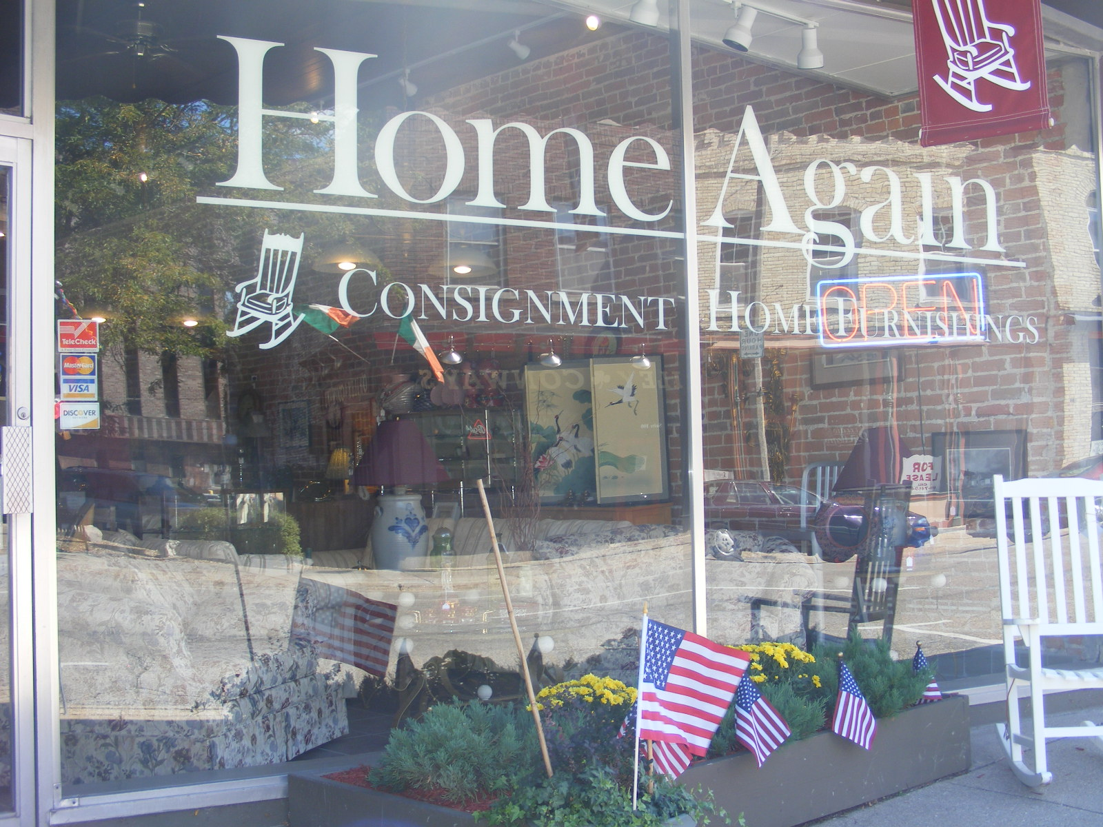 Home Again Consignments