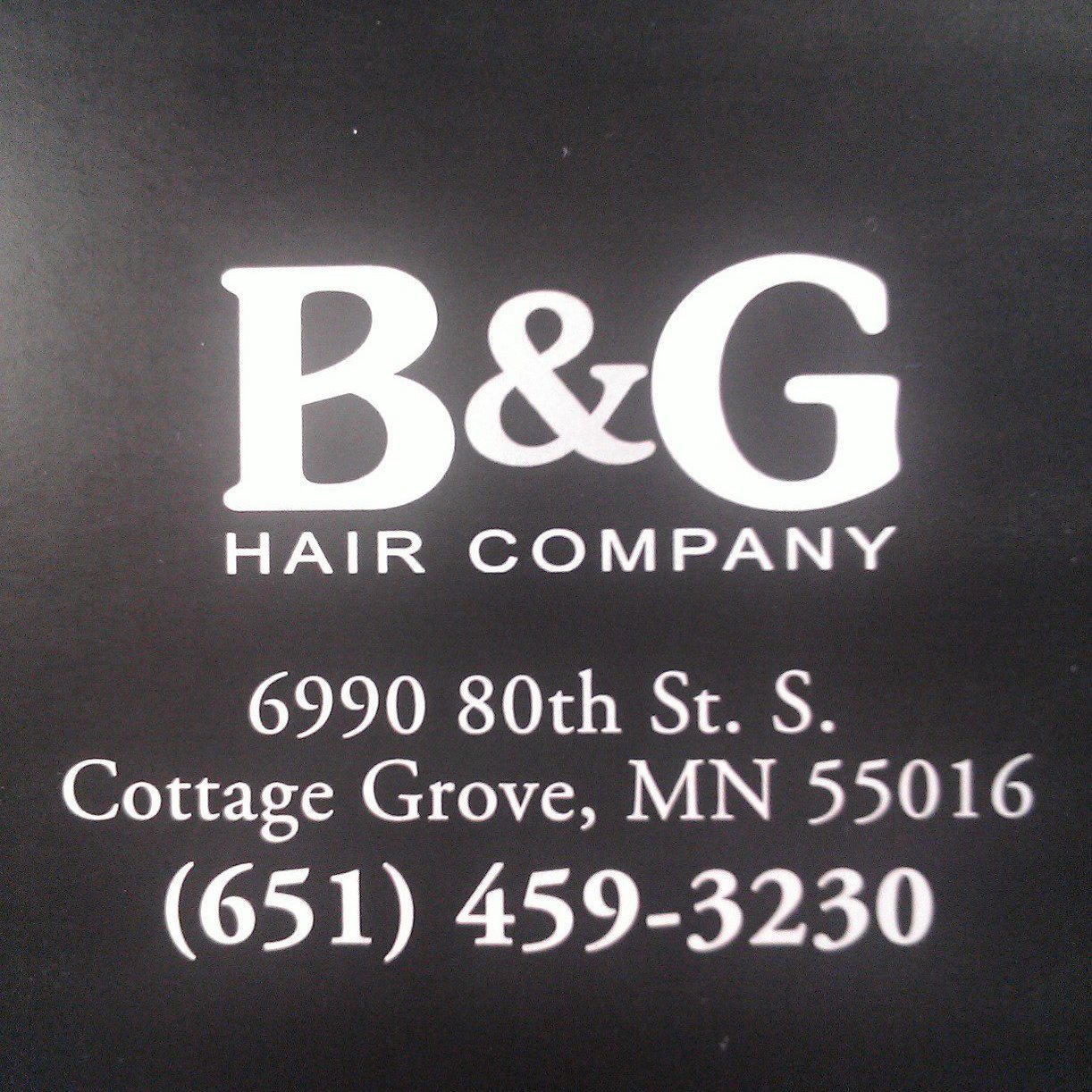 B&G Hair, Cottage Grove