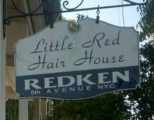 Little Red Hair House