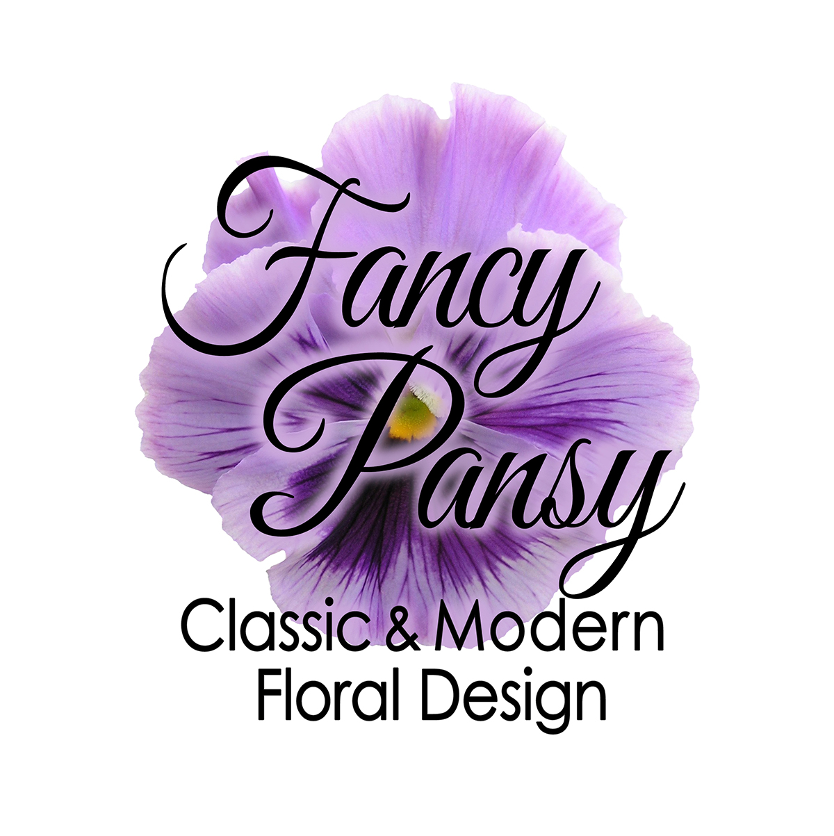 Fancy Pansy-Classic & Modern Floral Design